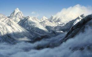 ¿Cómo nacieron los Himalayas?
