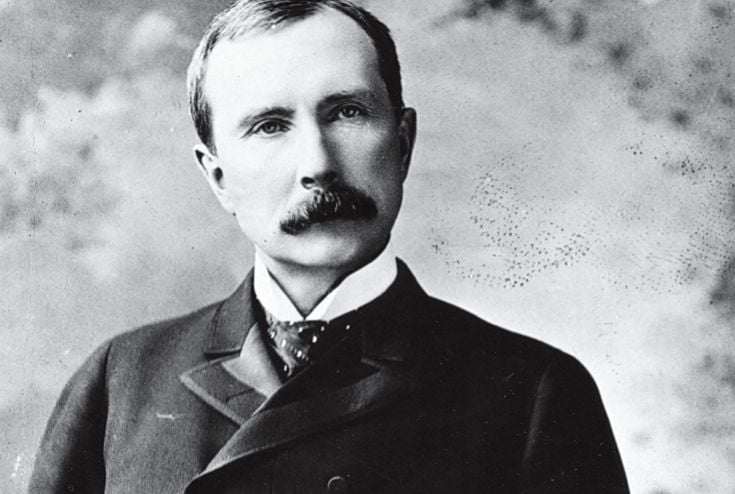 """ethics of john d rockefeller The acceptance of a gift from john d rockefeller compromised this  not only  would a code of """"gentlemanly ethics"""" prohibit recipients from."""