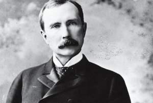 ¿De dónde salió la fortuna de los Rockefeller ?