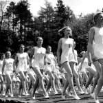 Jovencitas alemanas al servicio de Hitler.