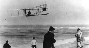Otro vuelo de los Hermanos Wright, con testigos.