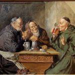 Por qué los monjes hacen cerveza en los monasterios.
