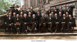 Solvay: ¿Cuantos puedes reconocer en la foto?