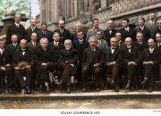 Quinta Conferencia Solvay, 1927.