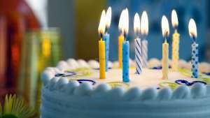 Por qué ponemos velas en las tartas de cumpleaños.