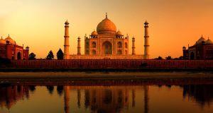 Taj Mahal ocre