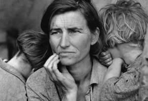 Florence Owens Thompson, la Madre Migrante
