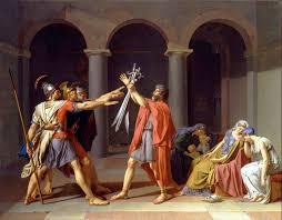 El Juramento de los Horacio