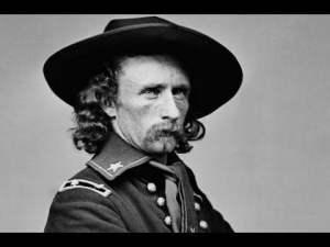 Vanidad y arrojo en uno: George Armstrong Custer.