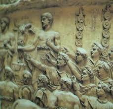 Placa 53 columna de Trajano