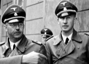 Himmler y Heydrich