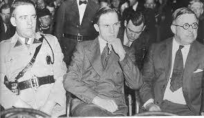 Bruno Richard Hauptmann durante el juicio