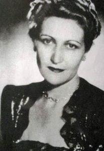La joven Magda Goebbels