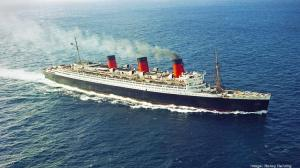 el R.M.S. Queen Mary