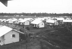El asentamiento de Jonestown