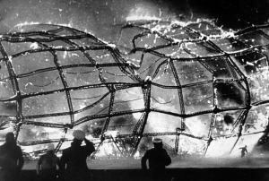 Restos del Hindenburg