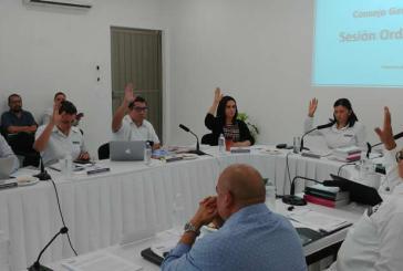 """Consejo General del IEQROO aprobó sustitución de candidato de la """"Coalición por Quintana Roo"""" a presidencia municipal de Benito Juárez"""