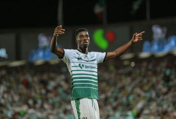 Santos saca lo Guerrero y vence a Toluca en la ida
