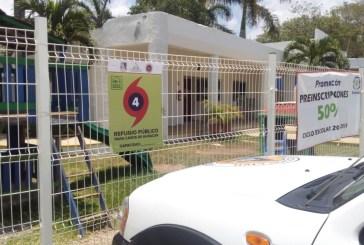 Preparado Puerto Morelos para la temporada de huracanes