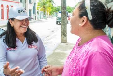 """""""Armonizar leyes para garantizar el desarrollo poblacional"""": Mildred Ávila Vera"""