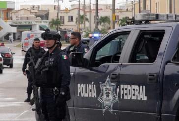 Despliega Policía Federal operativo en zonas con altos índices de inseguridad