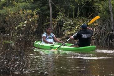 Cerca de dos mil viviendas dañadas, dejo a su paso por Quintana Roo la onda tropical cuatro