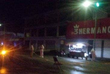 Balacera en la capital del Estado deja un muerto y tres heridos
