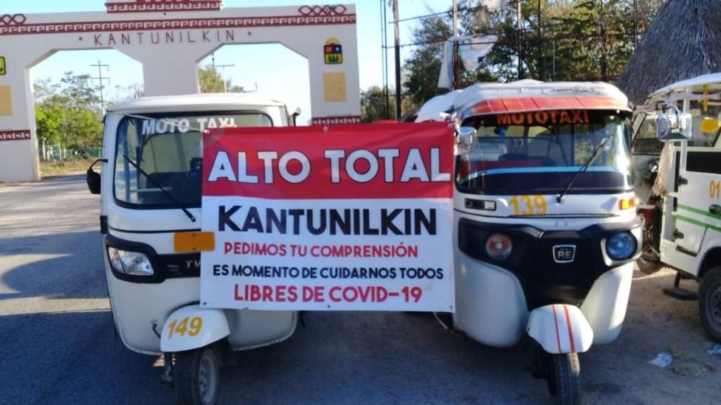 Con medida cautelar CDHEQROO obliga al Ayuntamiento Lázaro Cárdenas, permitir libre tránsito