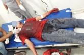 Ambulancias niegan atención a un herido en el cuello en la comunidad de Akumal