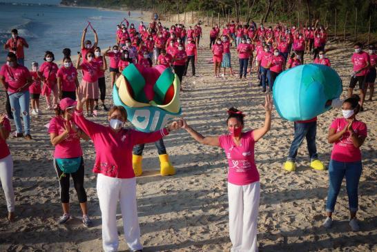 La autoexploración sigue siendo la piedra angular del control del cáncer de mama: Laura Beristain