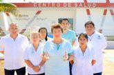 En Solidaridad se refuerza la atención de salud de las mujeres: Laura Beristain