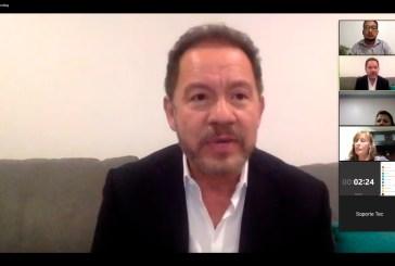 Ignacio Mier nuevo coordinador de los diputados de Morena