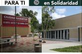 Más de 100 obras públicas en Solidaridad