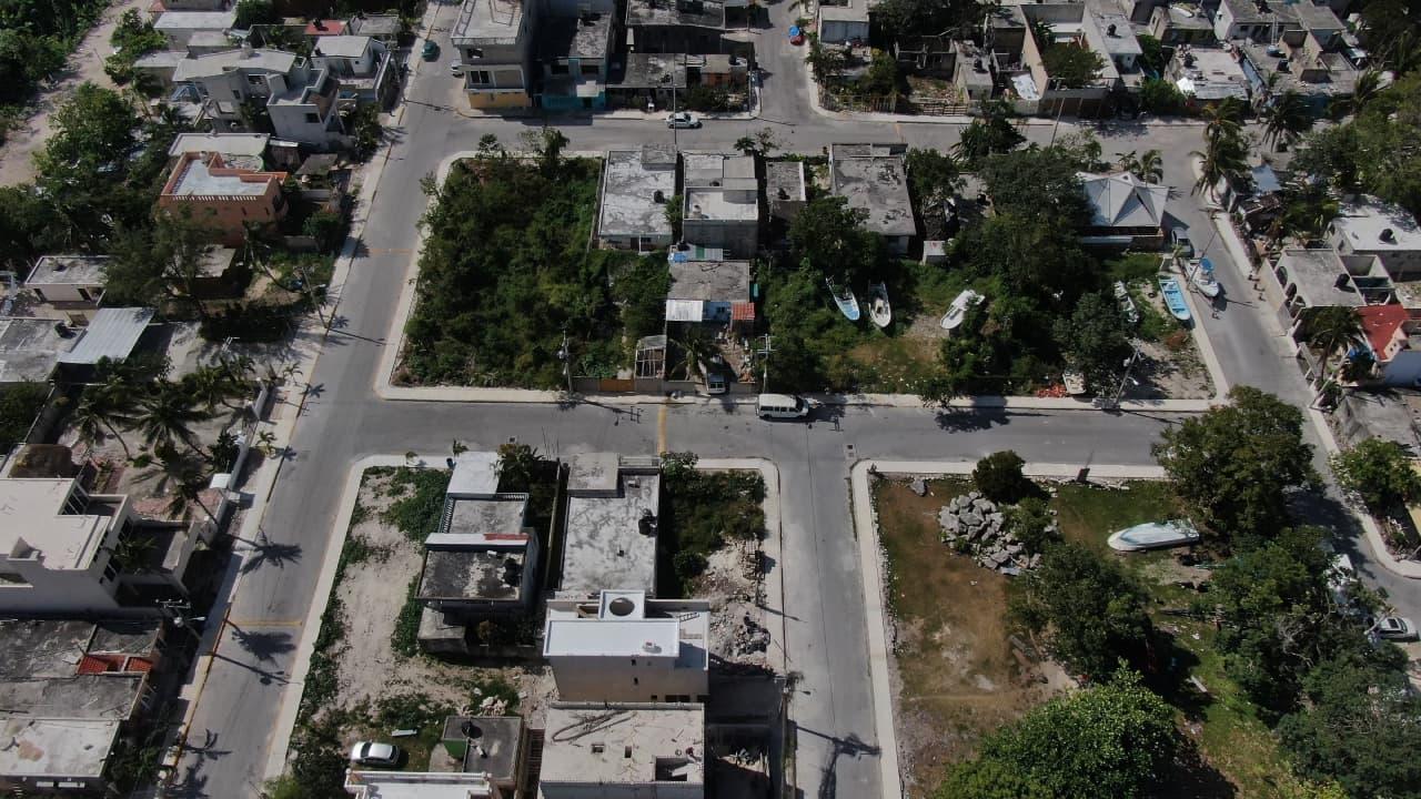 LAURA FERNÁNDEZ REIVINDICA ZONAS EMBLEMÁTICAS DE PUERTO MORELOS CON INFRAESTRUCTURA URBANA