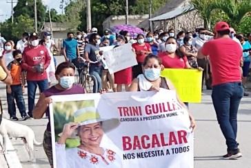 Trinidad Guillén sigue sumando simpatías a su proyecto