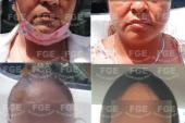 Rescata FGE Quintana Roo a menor de edad y captura a cinco probables participantes -4 de ellas mujeres- en el delito de trata de personas