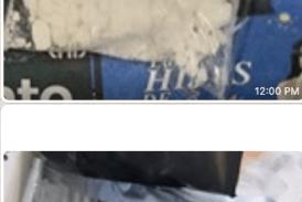 Detectan paquetes droga en negocio de mensajería