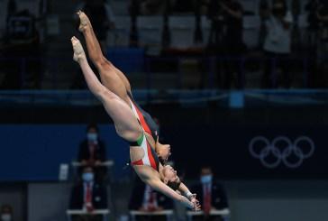 Alejandra Orozco y Gabriela Agúndez, suben al podio en plataforma 10 metros y le dan al país su segunda presea en Tokio 2020