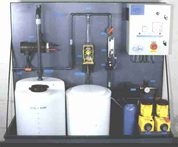 CIFEC  Neutralisation de leau  Aquaneutra  produits pour le traitement de leau