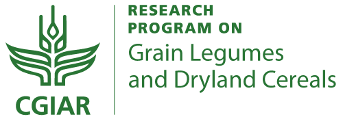 CGIAR Research Program on Grain Legumes and Drylands Cereals