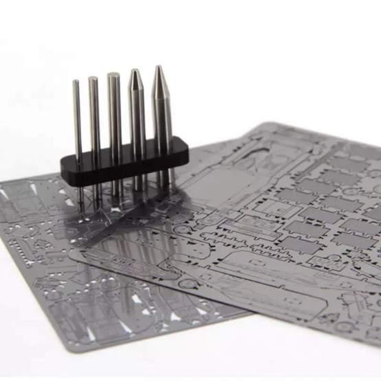 3D Metal Puzzles Tool Kit