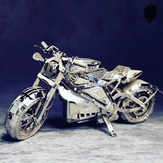 Motorcycle 3D Puzzle