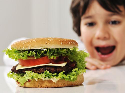 mutfağımızdaki tehlike: kimyasallar ve hamburger