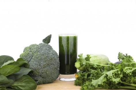 yeşil yapraklı besinler