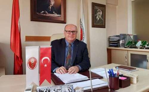İzmir Veteriner Hekimleri Odası Başkanı H. Gökhan Özdemir