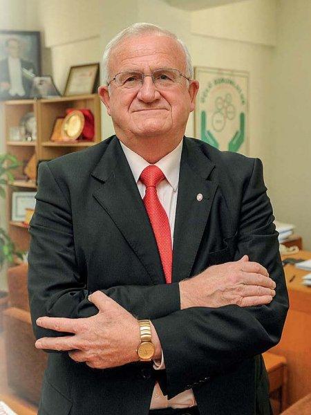 Türk Böbrek Vakfı Başkanı Timur Erk