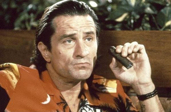 Cigar Chewing Badasses of Hollywood