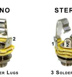 the differences between mono and stereo phone jacks  [ 2736 x 1800 Pixel ]