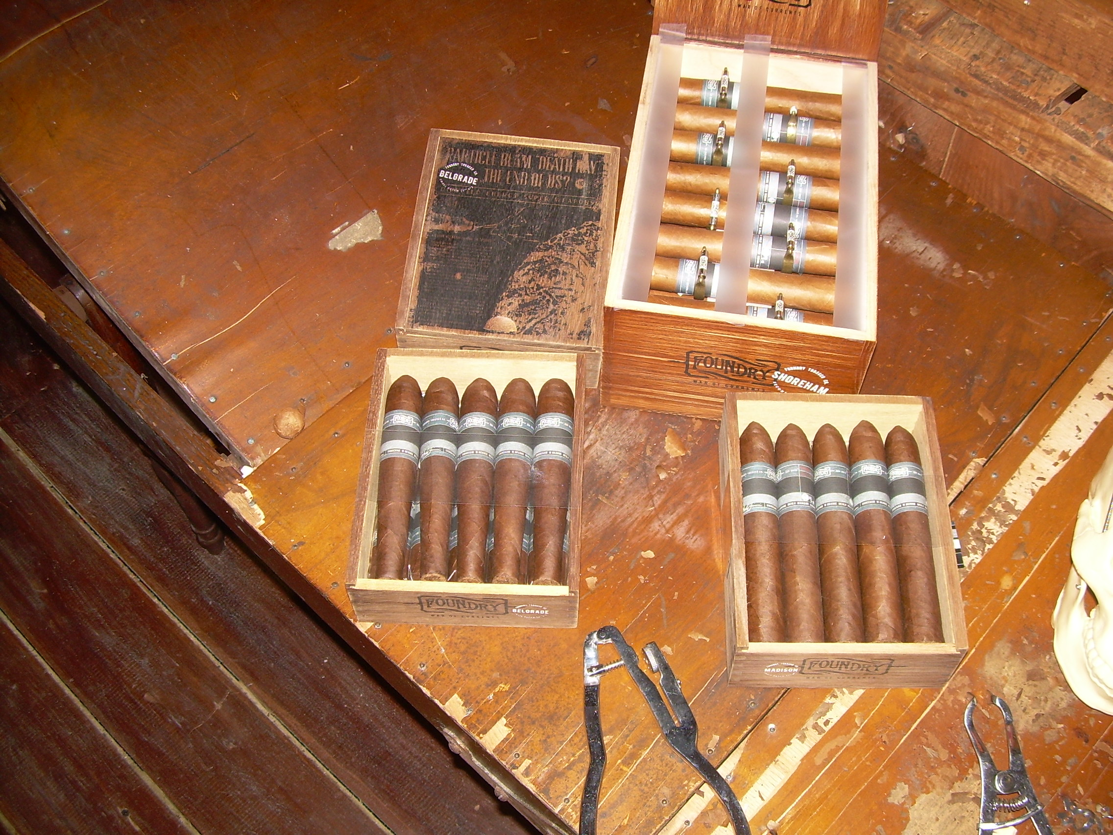 Buying Cigars In Canary Islands Duty Paid