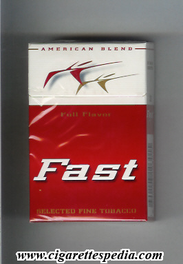 Fast American Blend Full Flavor KS20H Yugoslavia